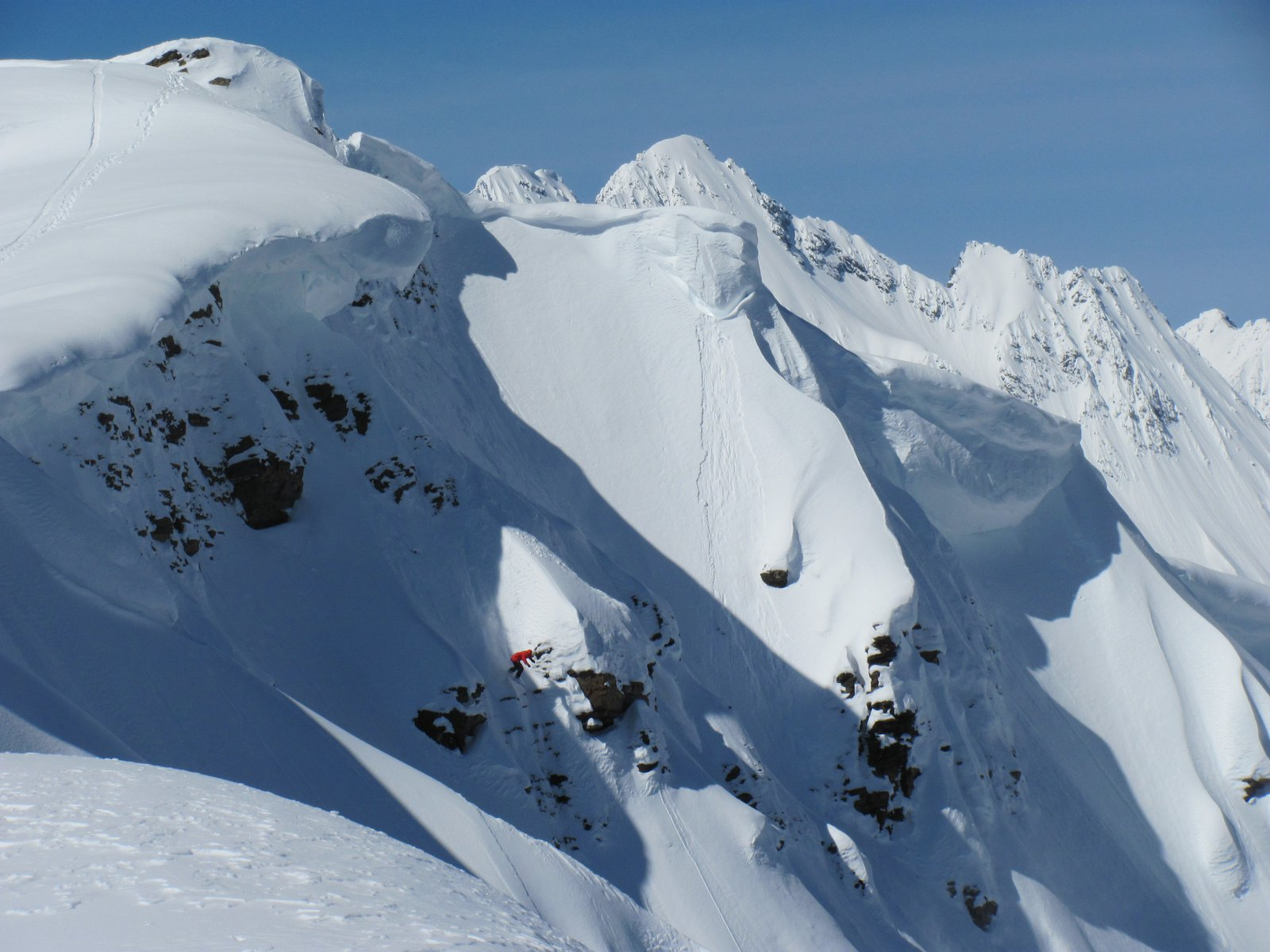 Stellar Heli Skiing april 9 2011