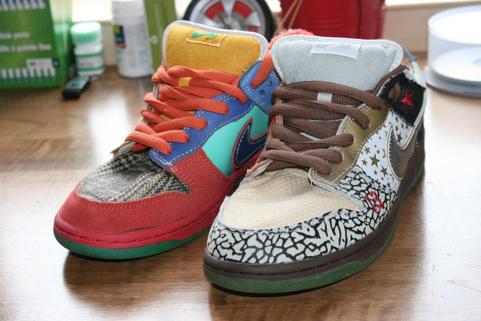 What the dunks