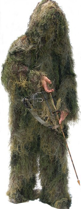 Special ops, paintball, sniper ghillie suit