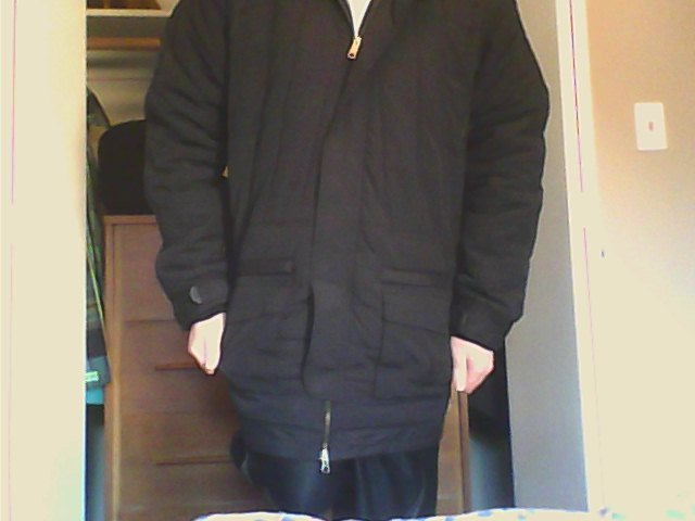 Size Reference Anorak XL
