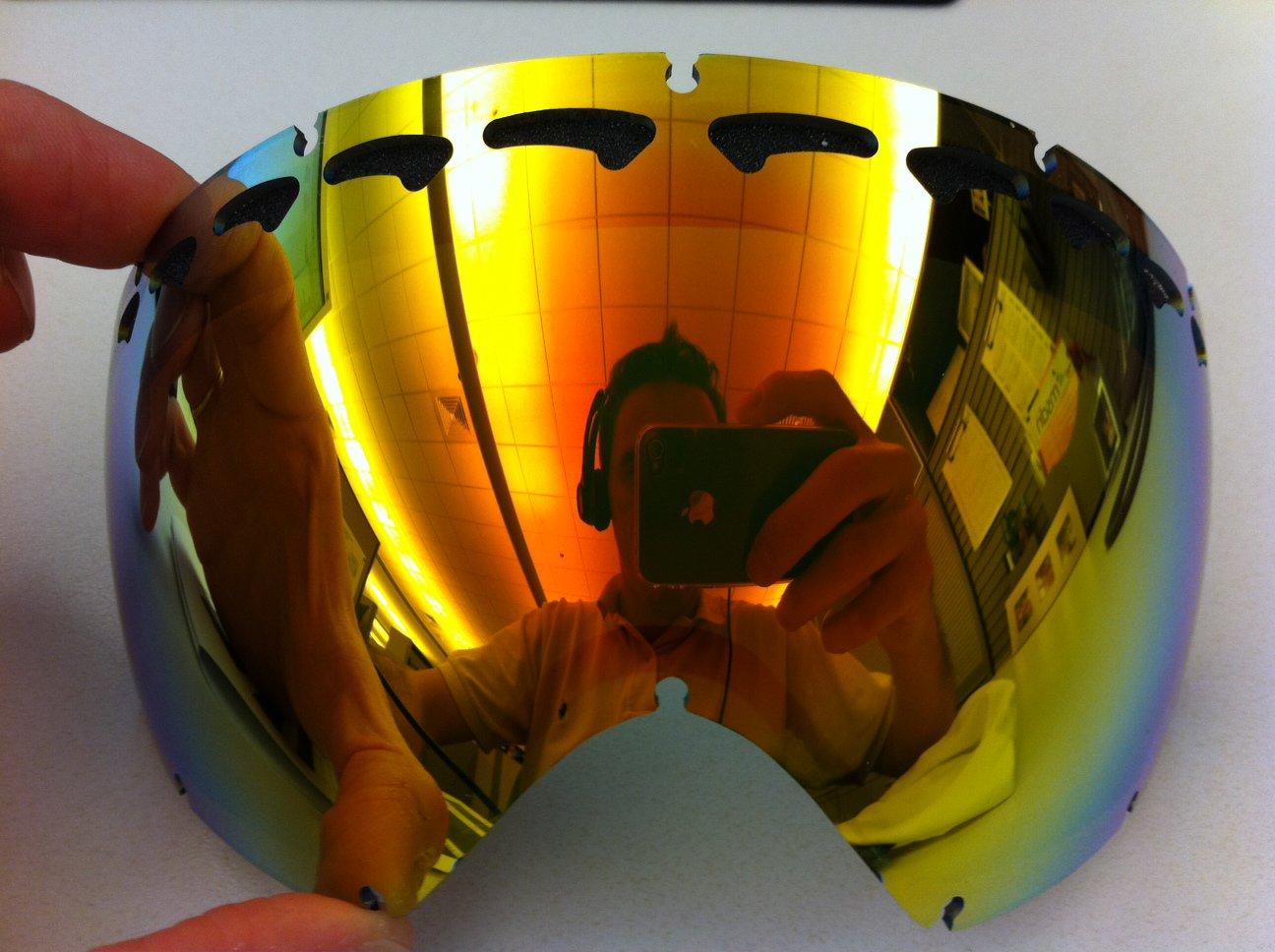 Fire Iridium Lens FS (Sold)