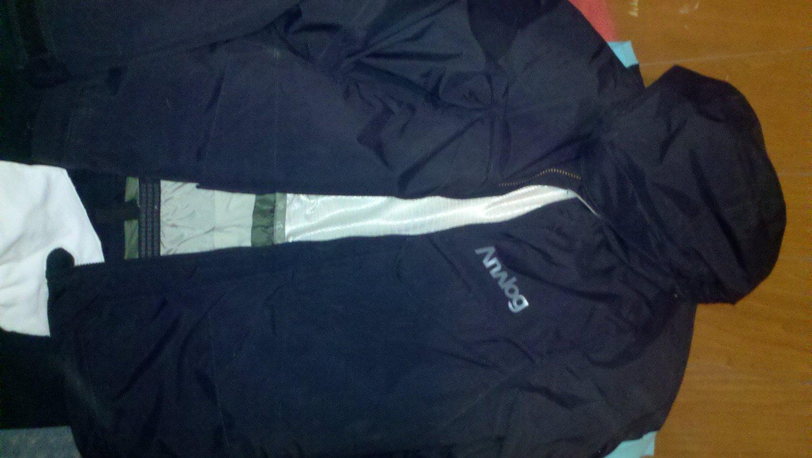 L analog jacket