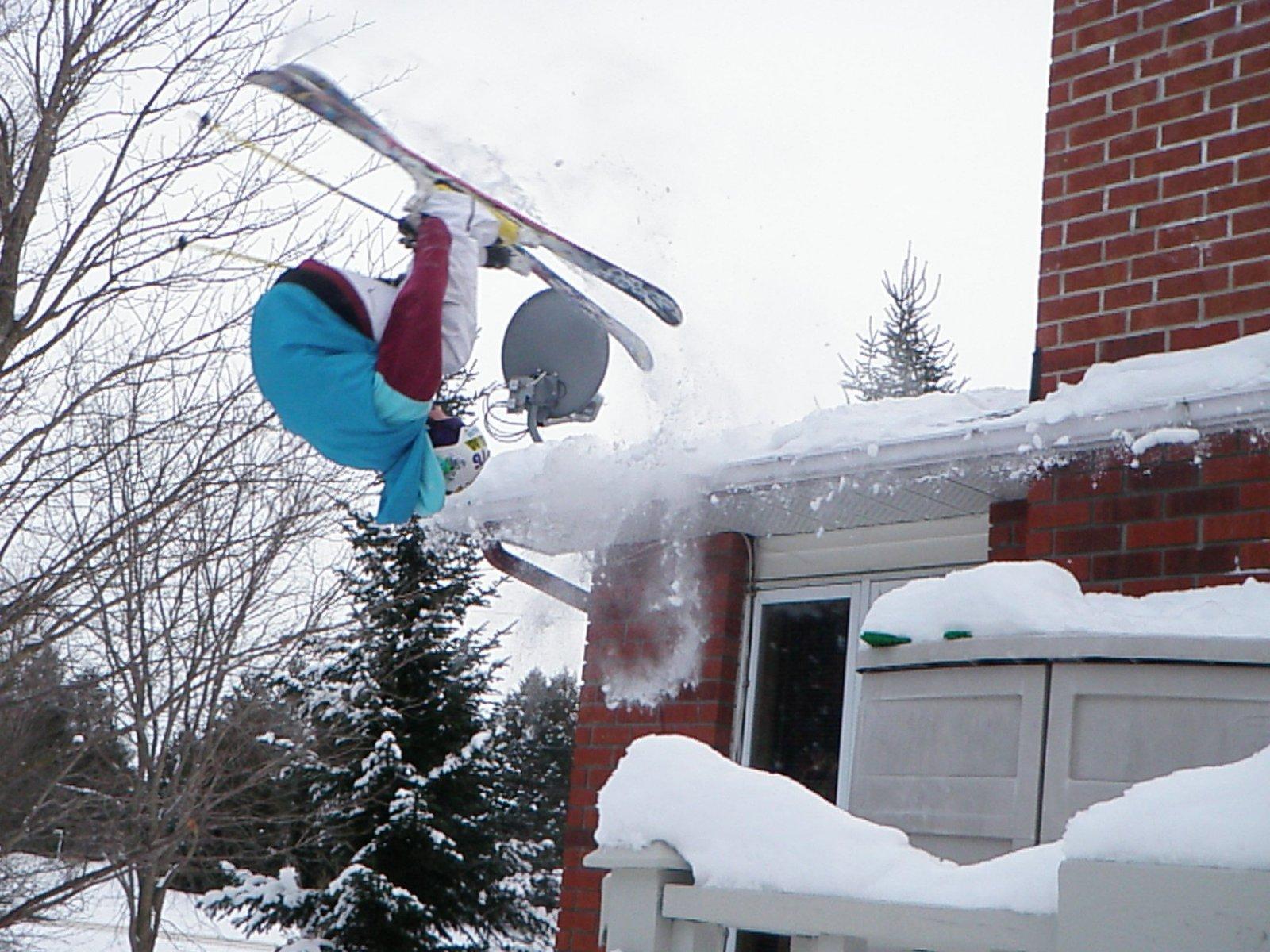 Roof Frontflip