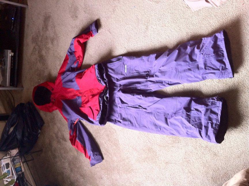 11/12 Armada Suit
