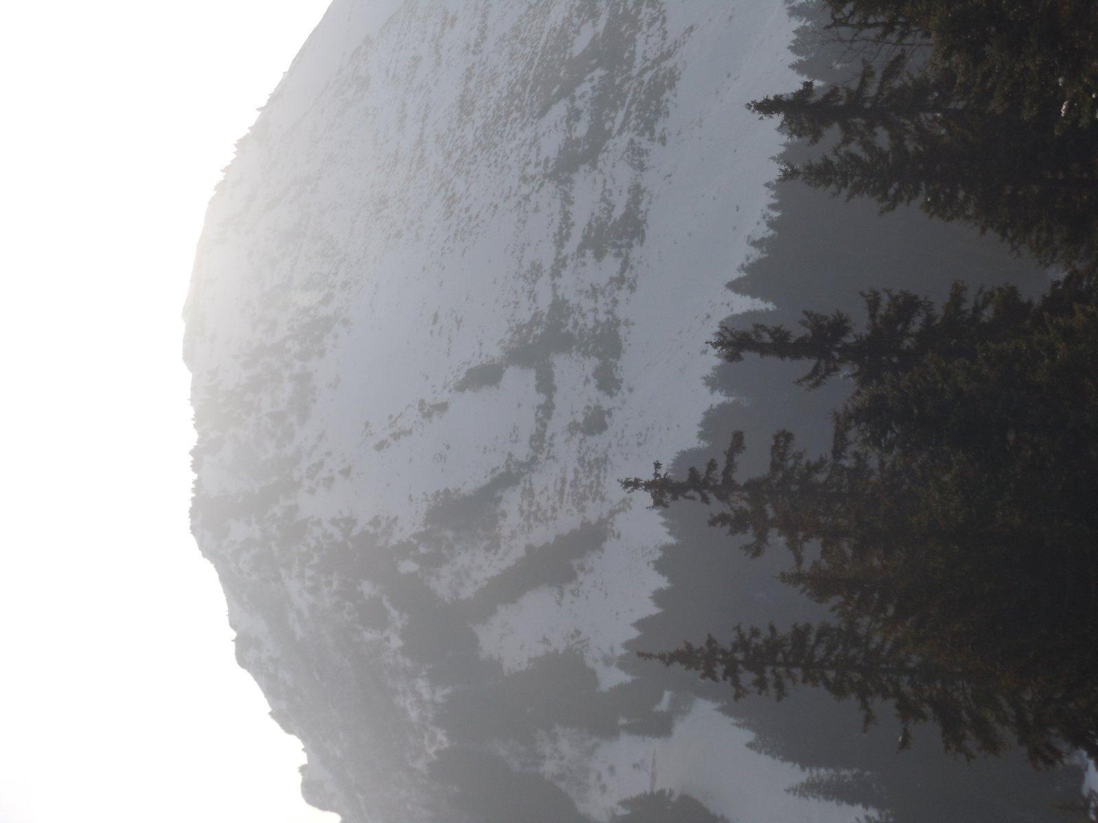 Big ol' mountain