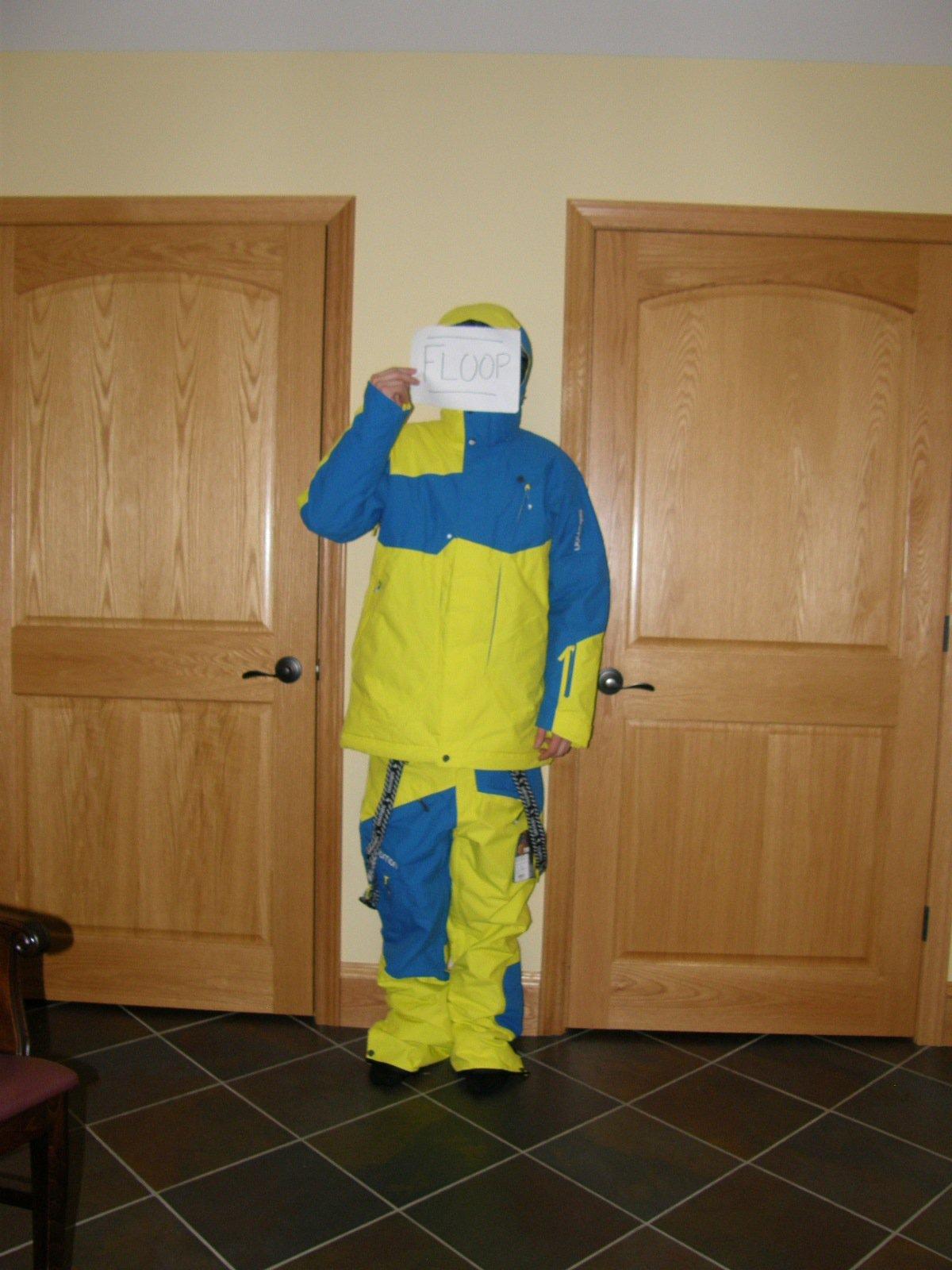 Reflex suit