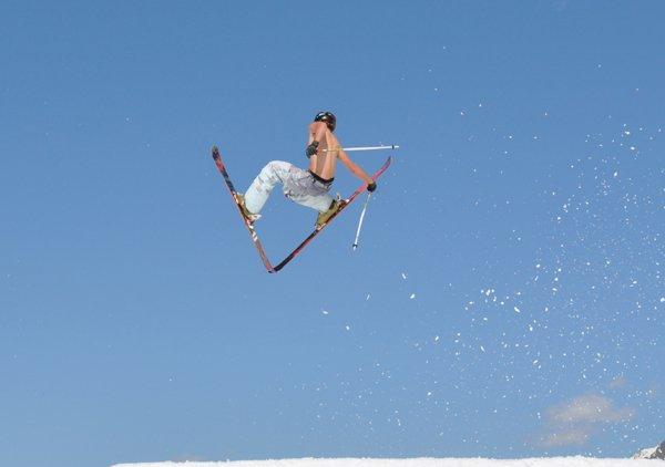Swiss Snow Happening