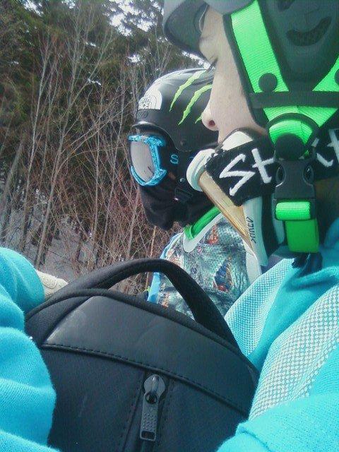 Lift Ride with Tom Wallisch