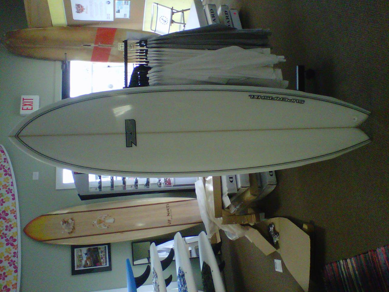 6'8 superfish
