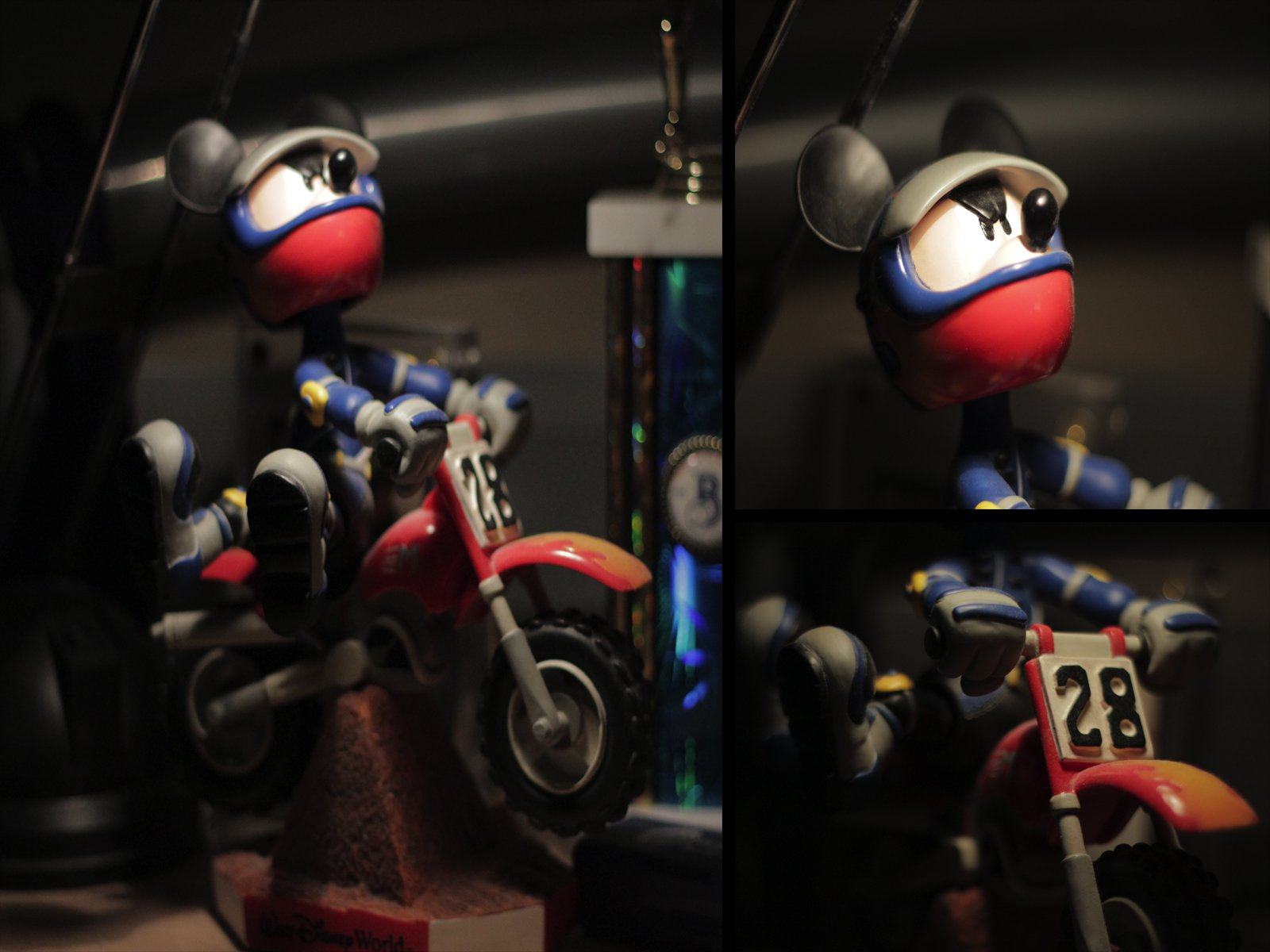 Extreme Mickey Mouse