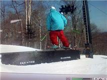 Skiing at carinthia