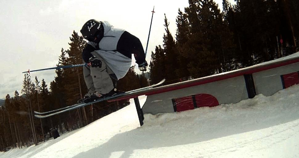 Breck tailpress