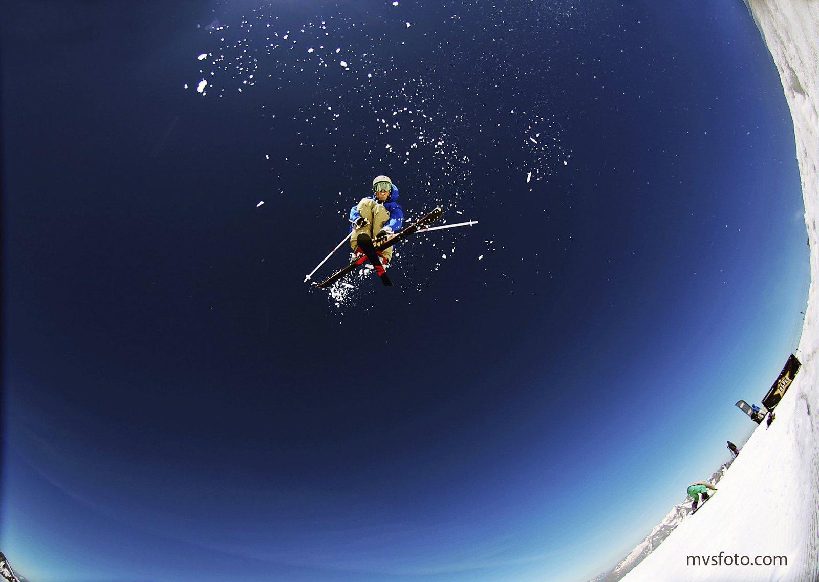 Skiing at Les 2 Alpes
