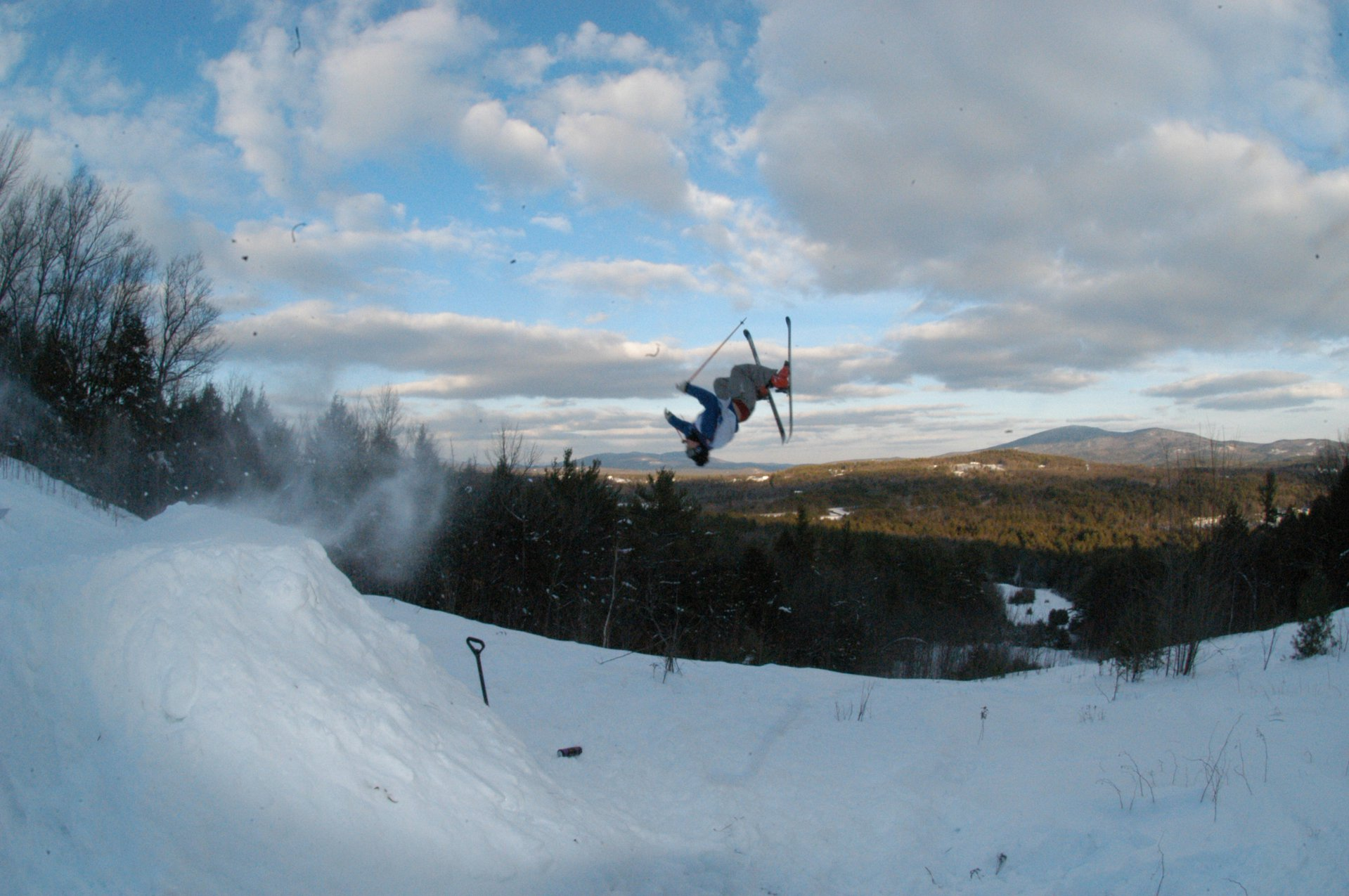New Hampshire Backcountry Double Back