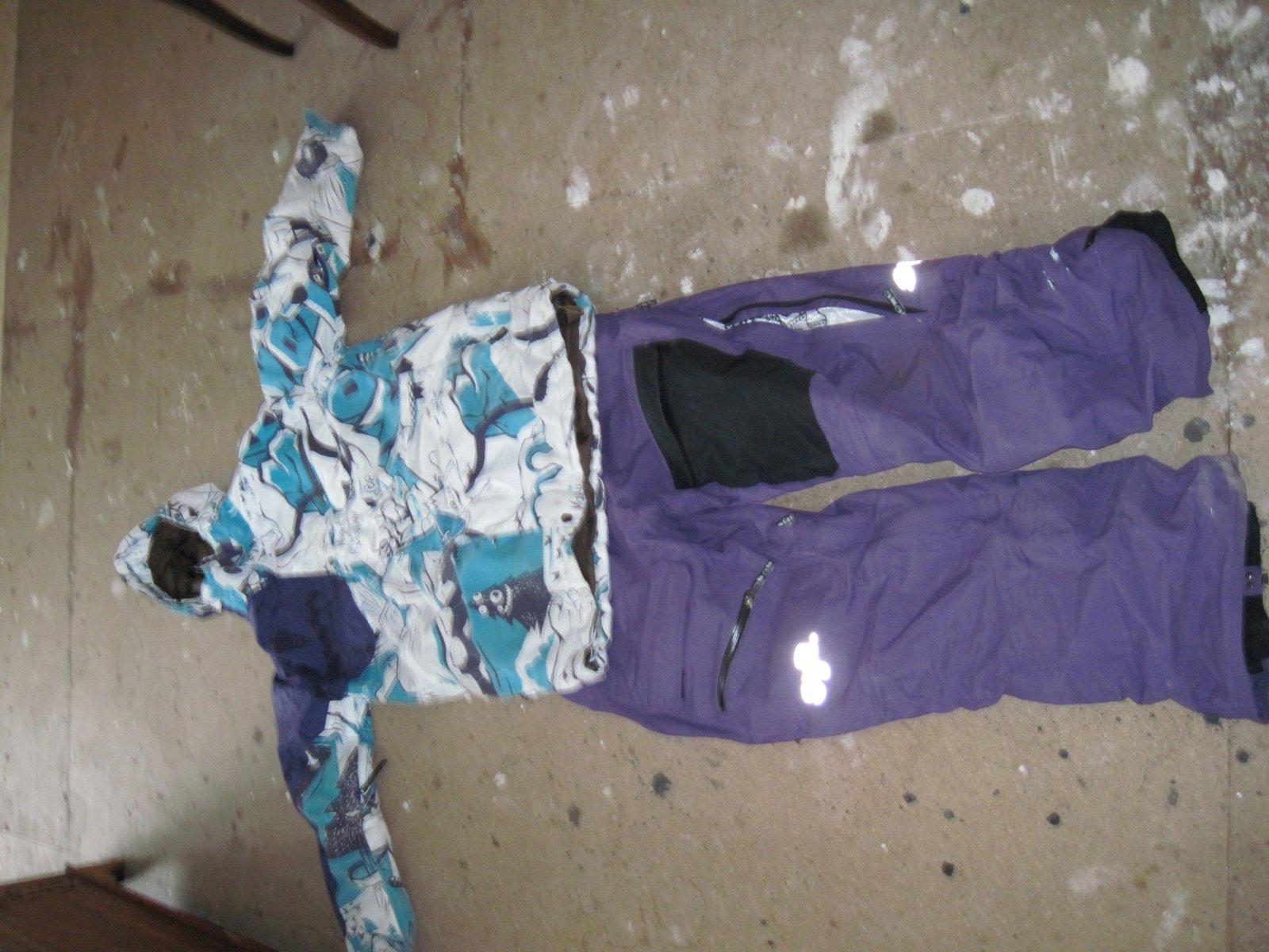 Saga/Magic suit front