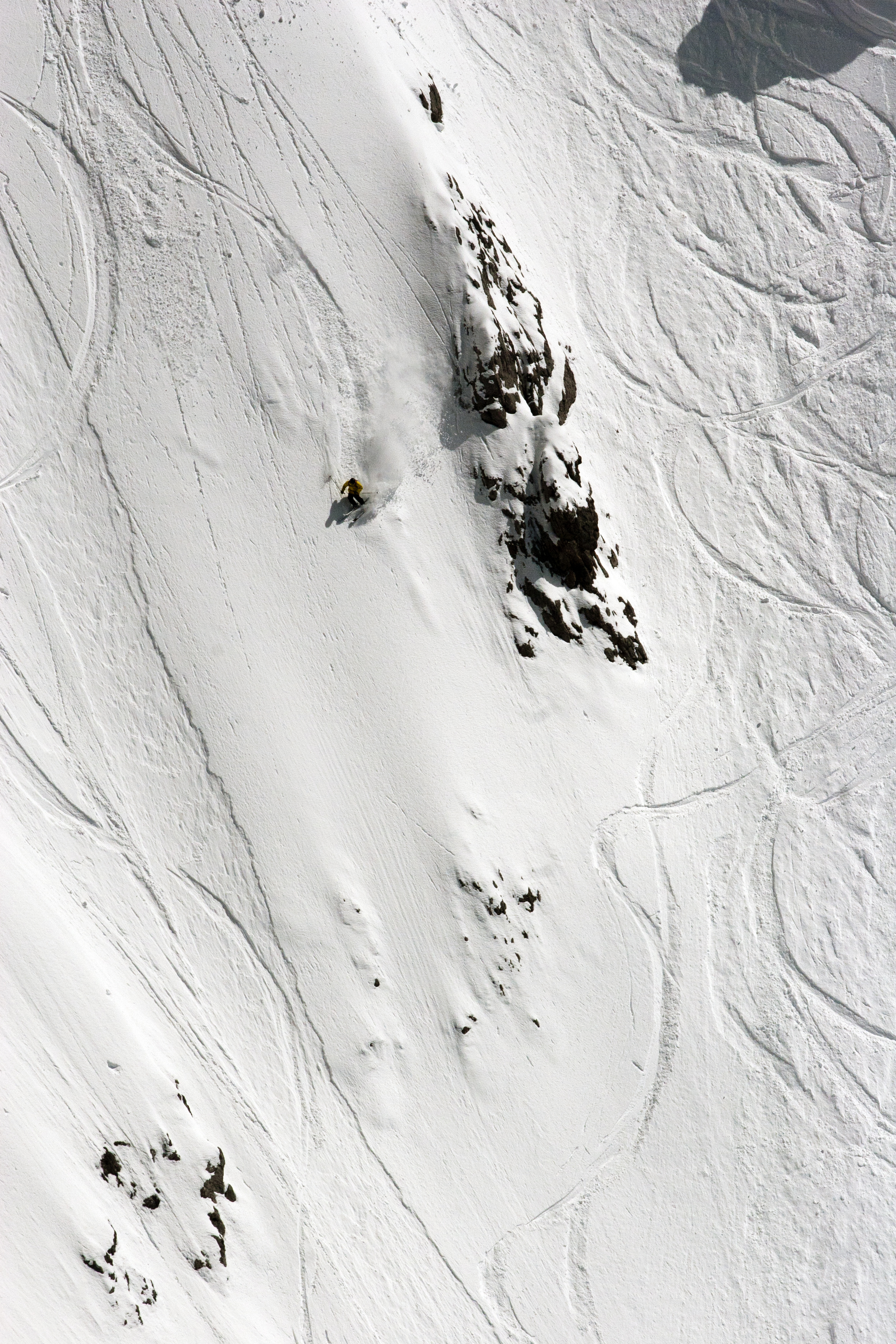 Untracked face