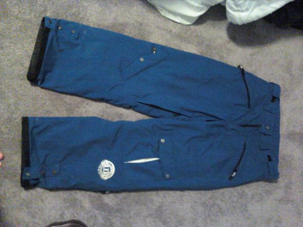 Lethal pants