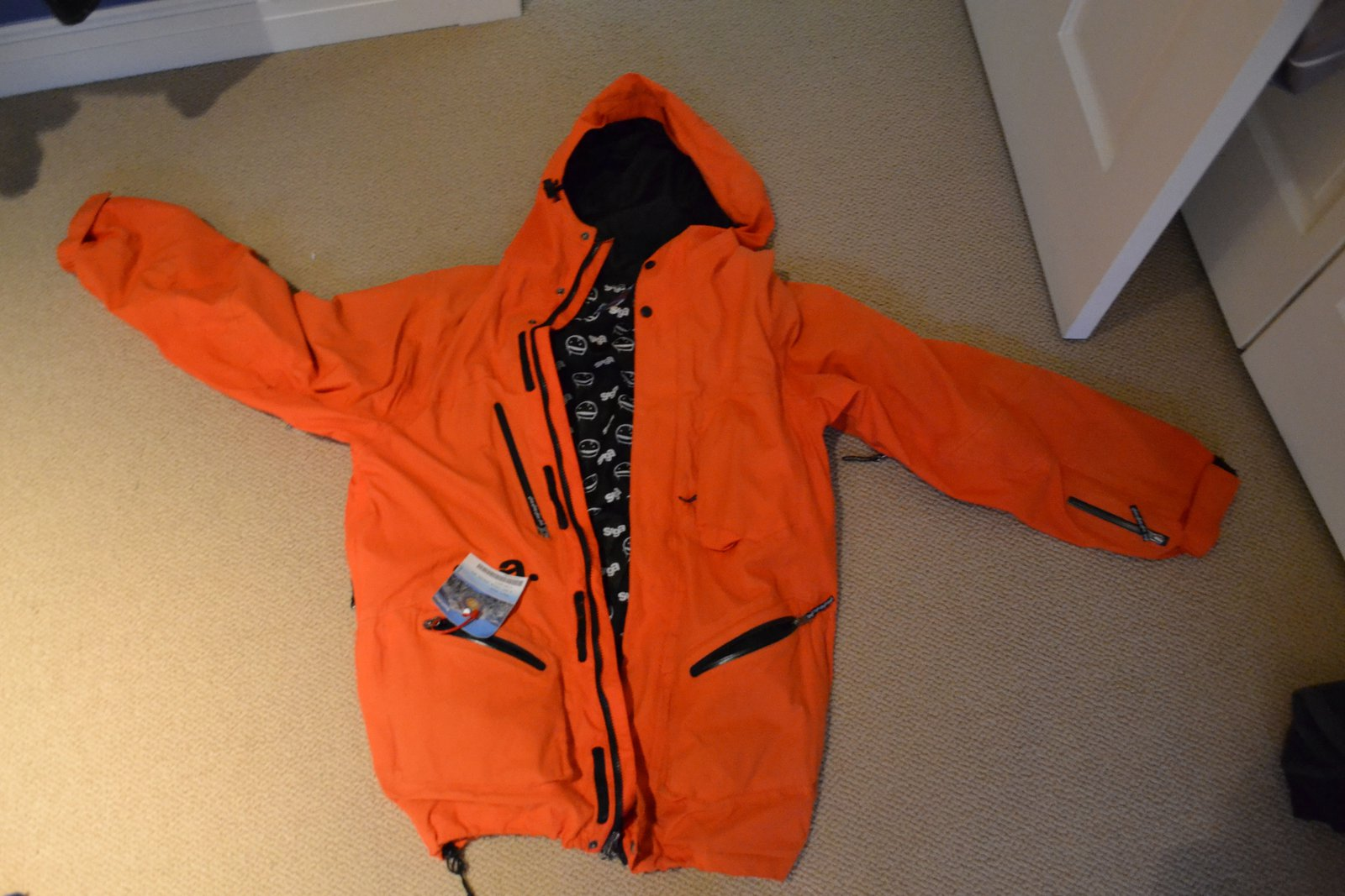 Full coat