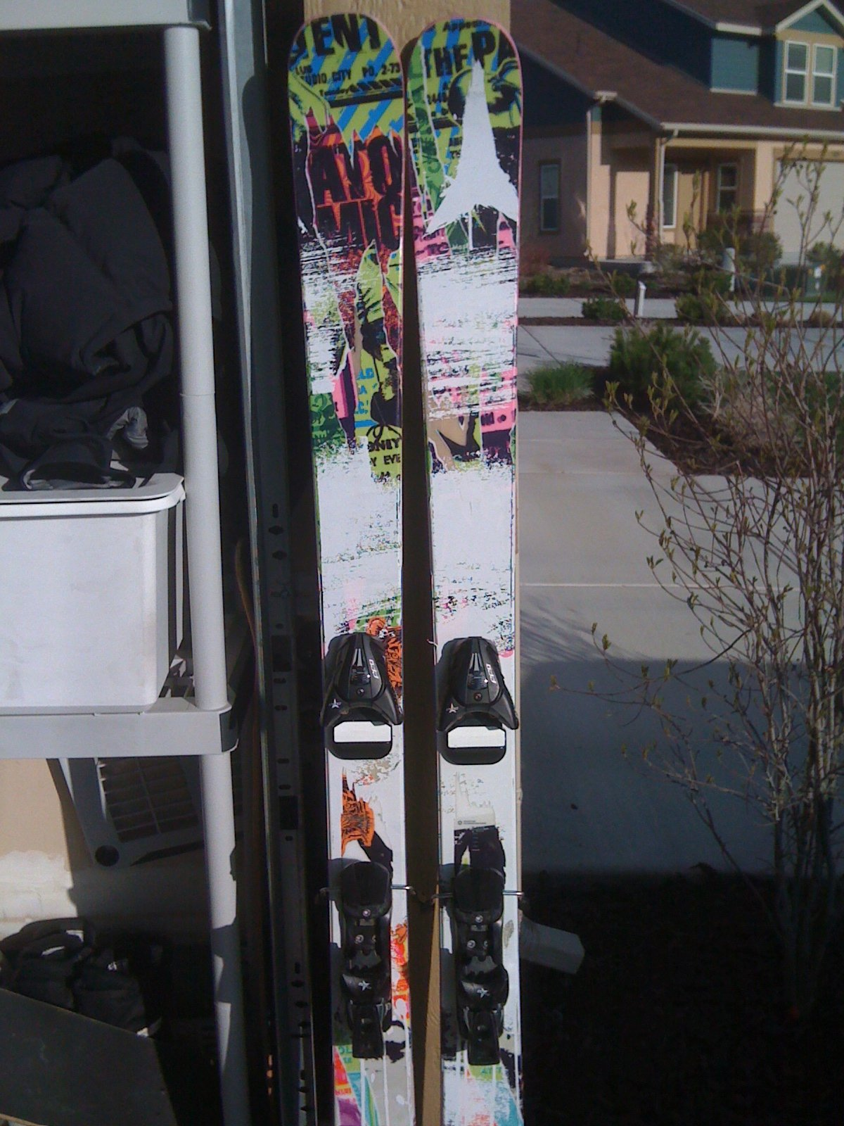 2010 Atomic Patent w/ FFG 14 Bindings for Sale