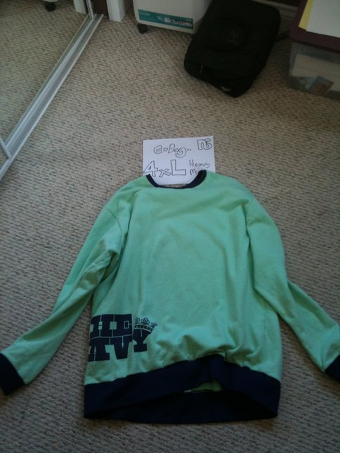4xl heavy mint fs