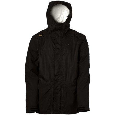 Oakley crash jacket