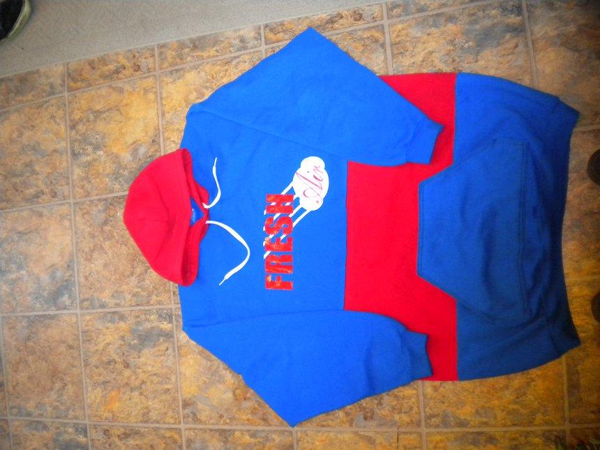 Fresh air hoodie