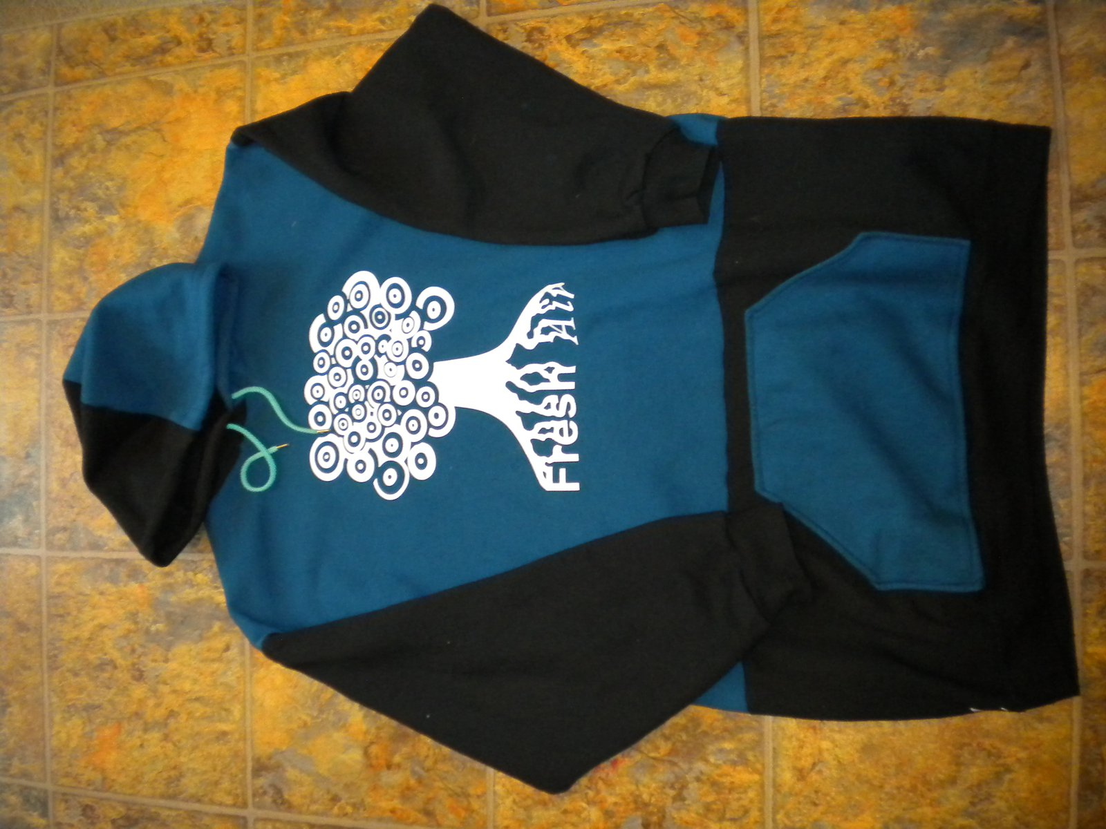 2xlt fresh air hoodie