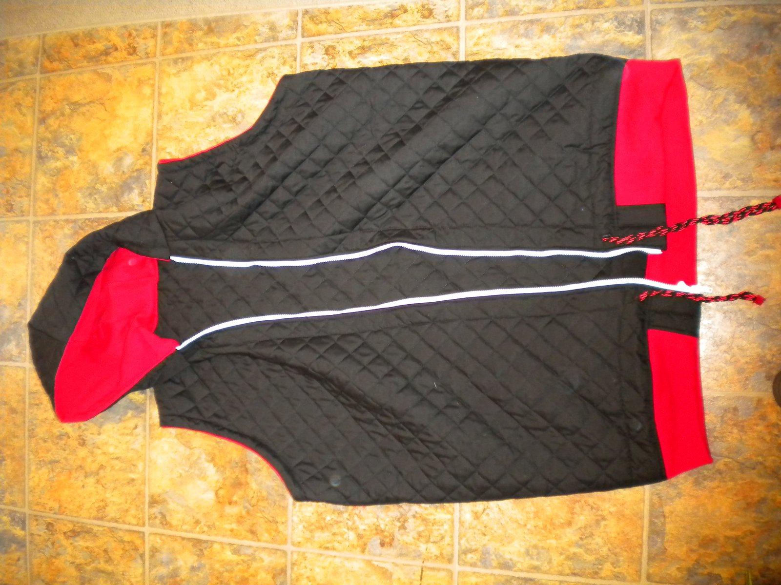 Dope huge vest