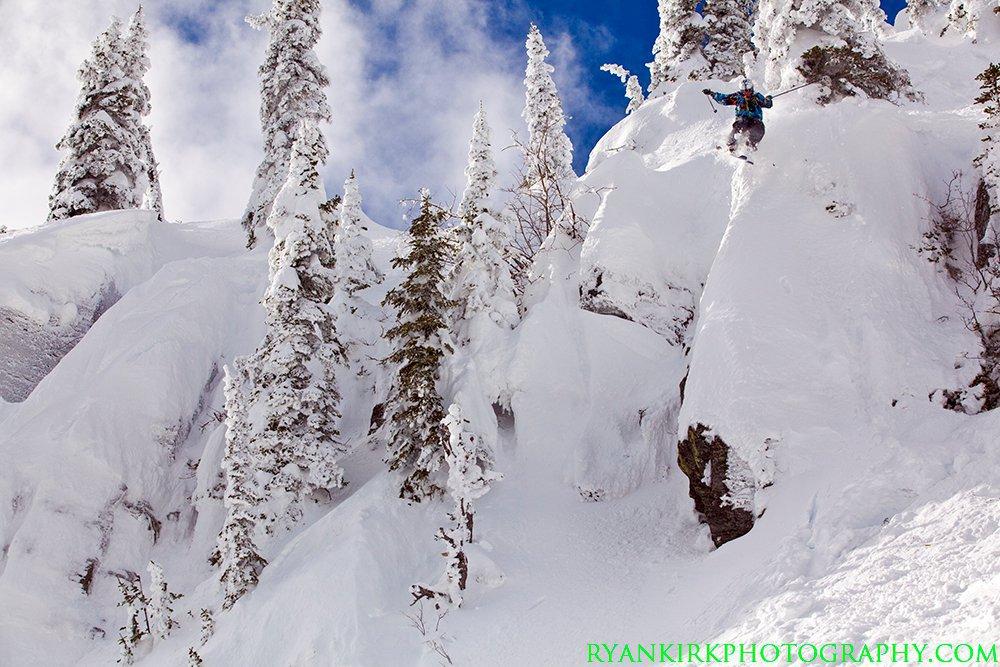 Big Mt., MT with TSP