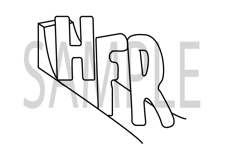Sample logo for thread