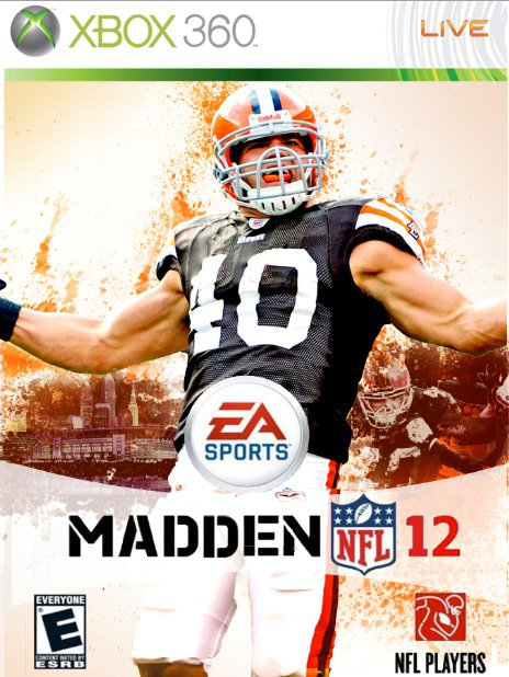 MY peyton hillis madden cover