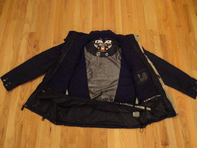 Black Ride jacket