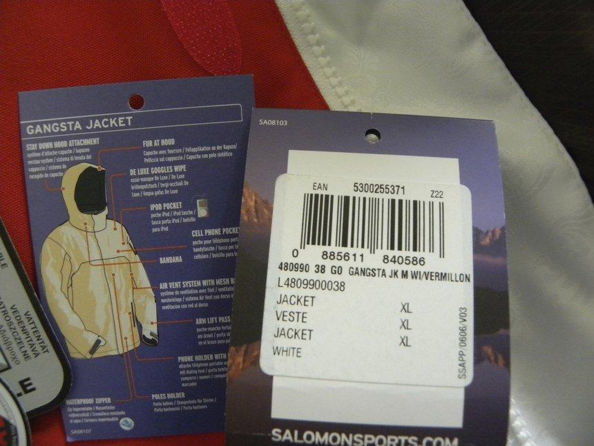 G suit tags