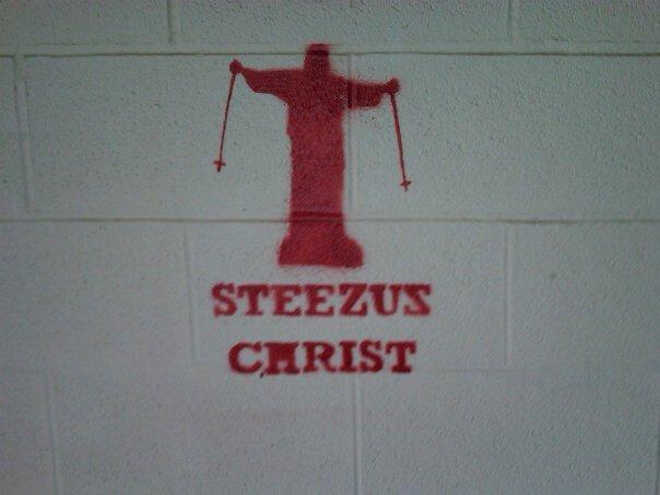 Steezus Christ