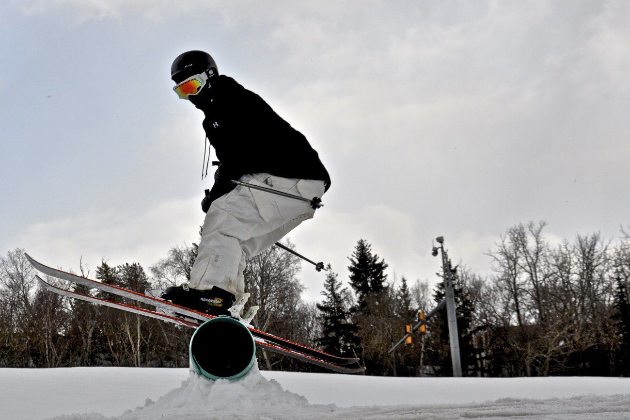 Edmonton Skiing