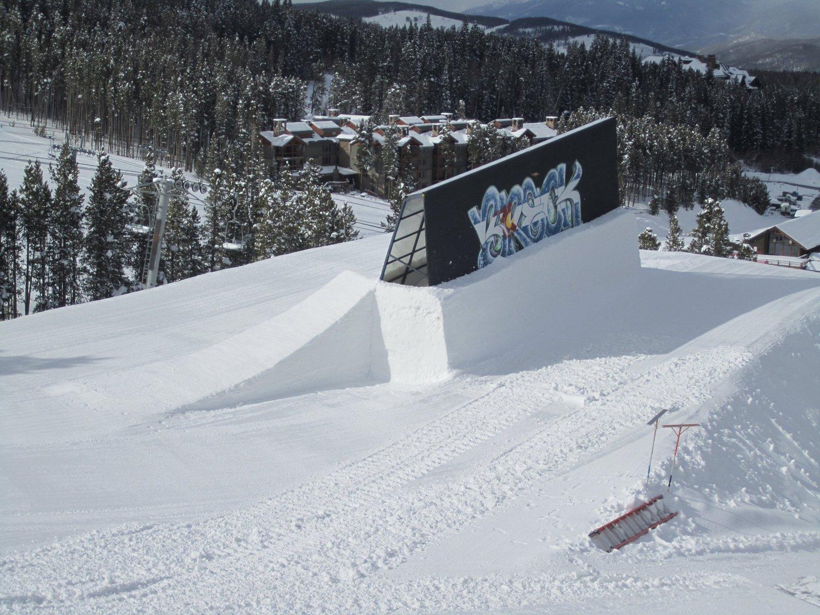 Level 1 breck shoots