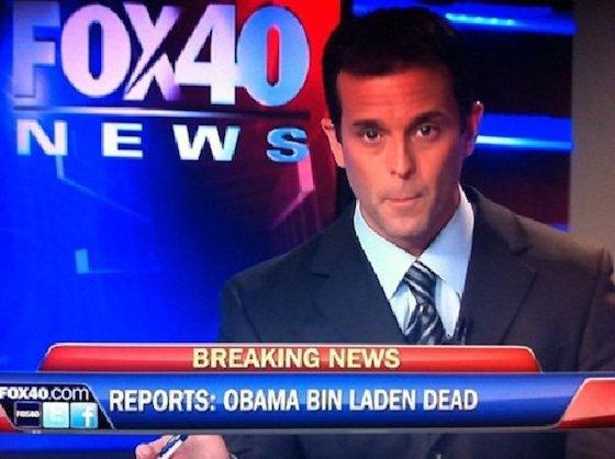 Obama Bin Laden Dead...