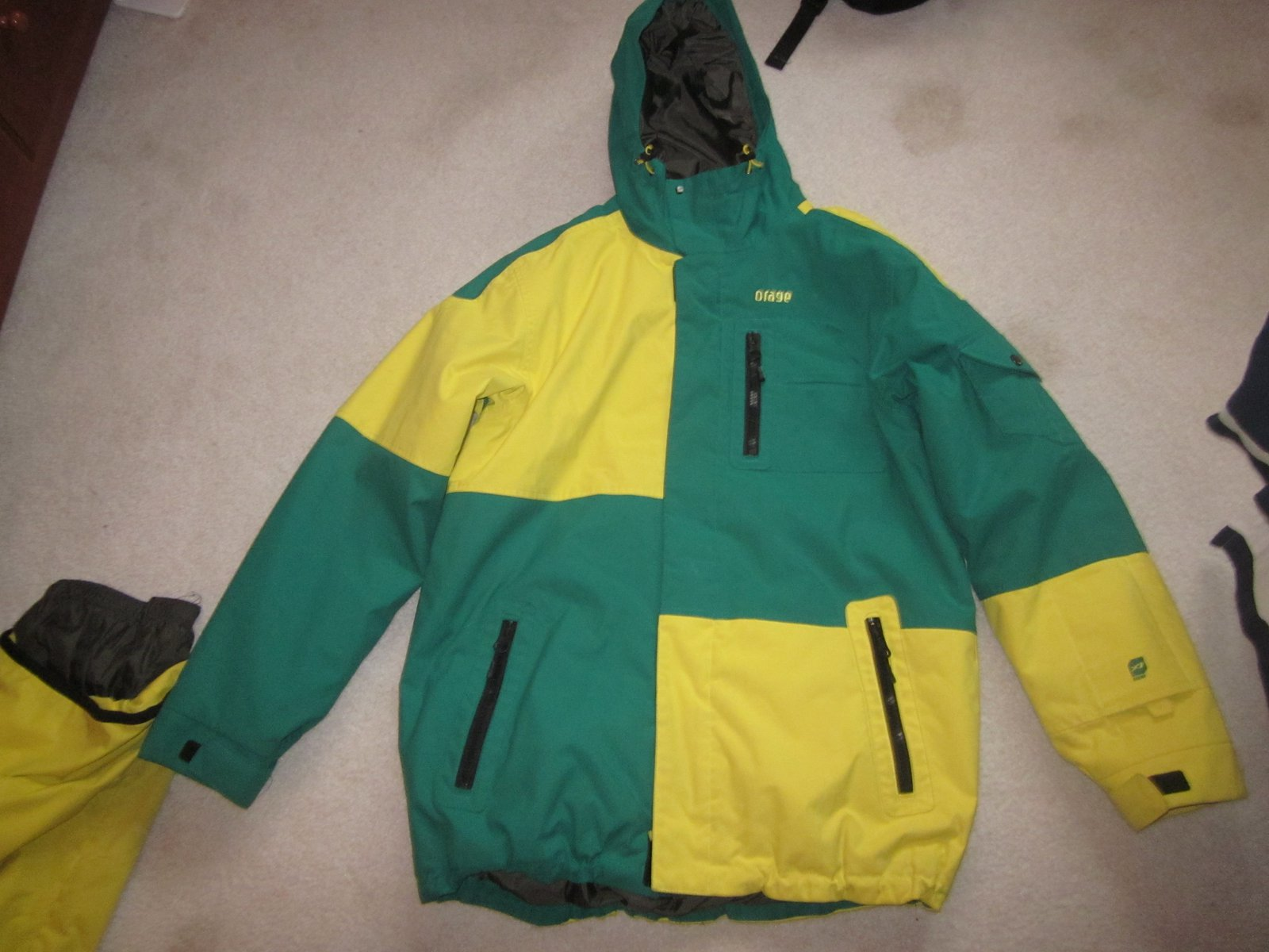 TJ Pro Model Jacket for sale