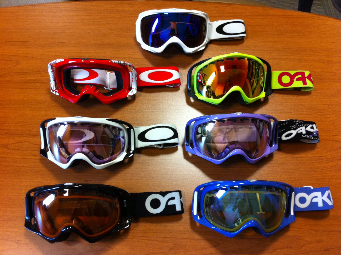 Goggles Collection