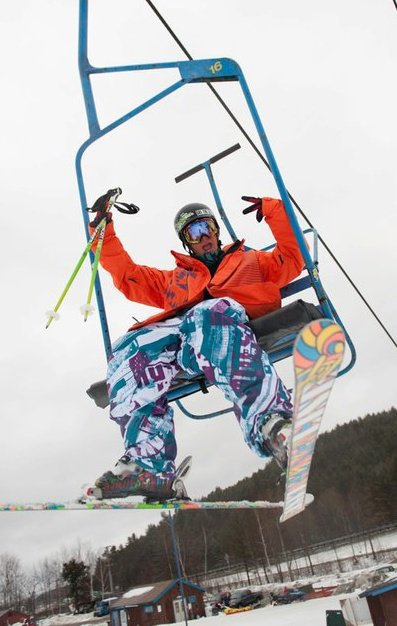 Hyphy Chairlift
