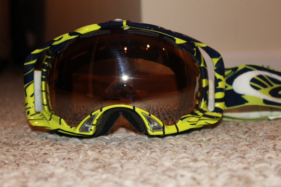 Oakley splices