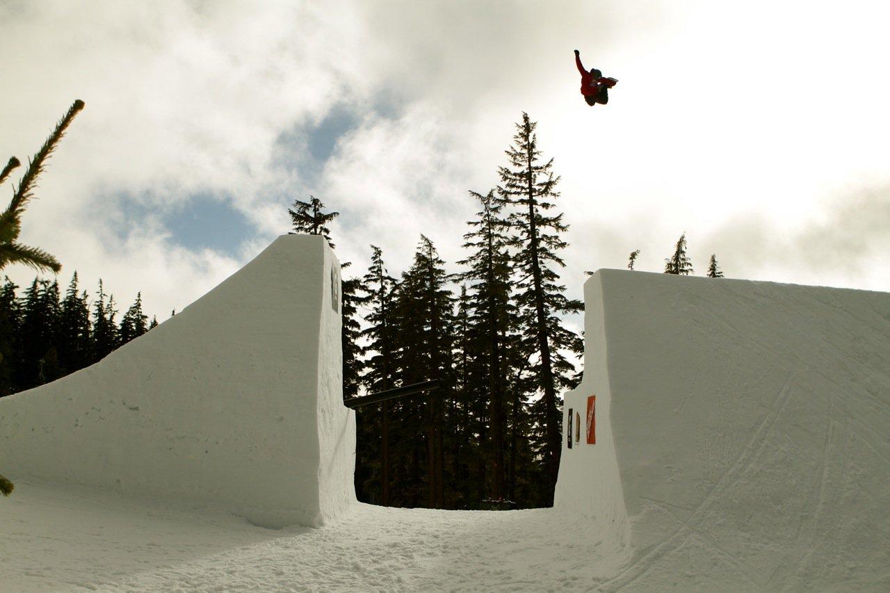 Snowboarder Magazine Superpark @ Mt Bachelor