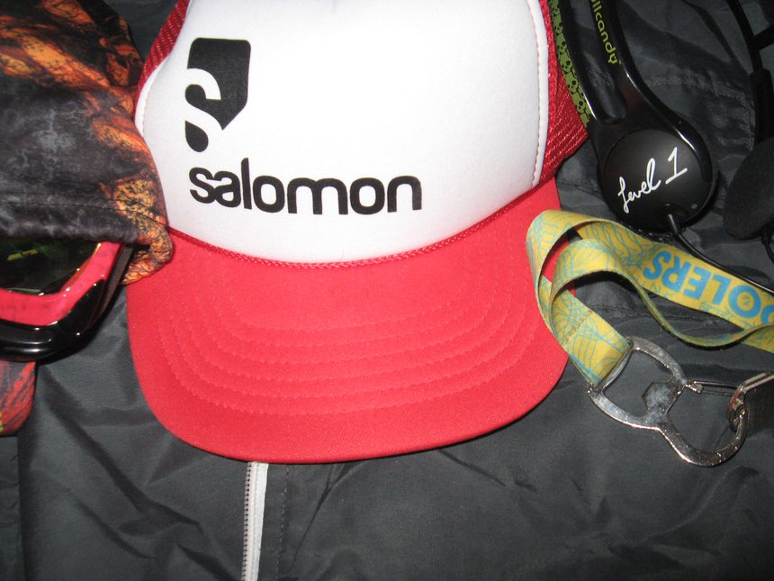 Salomon cap ft