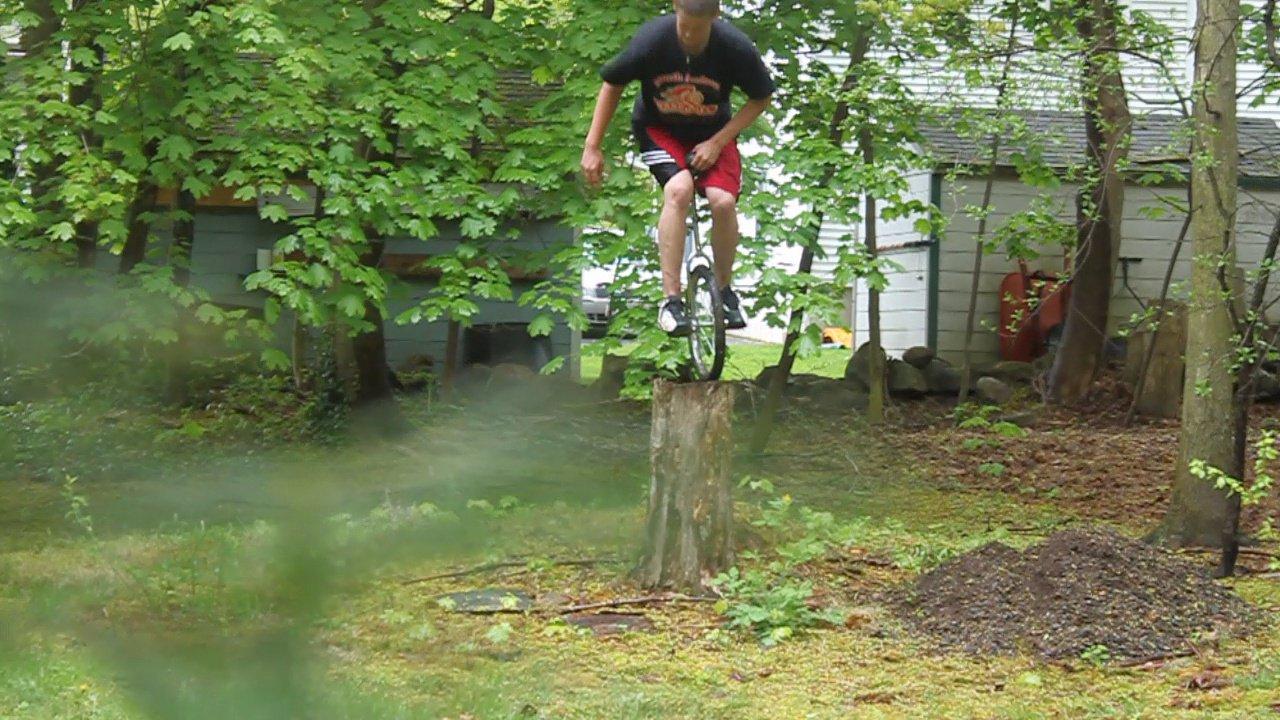 Freestyle......unicycling?