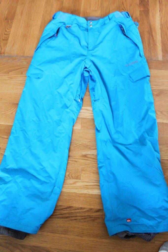 Quicksilver pants