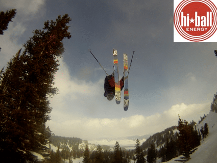 Backcountry Booter Frontflip