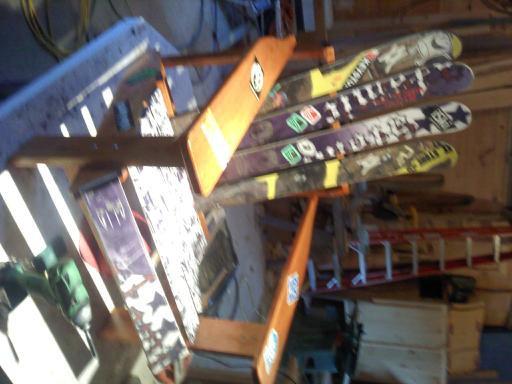 ADK ski chair