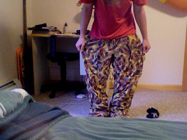 SMALL burton pants