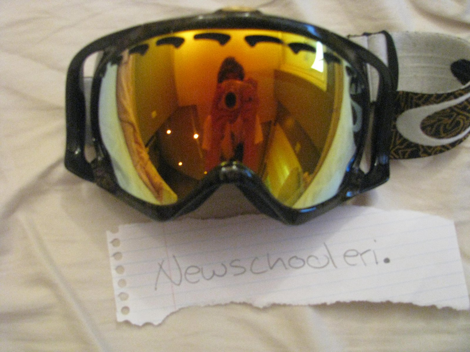 FOR SALE Fire Irid (just lens)