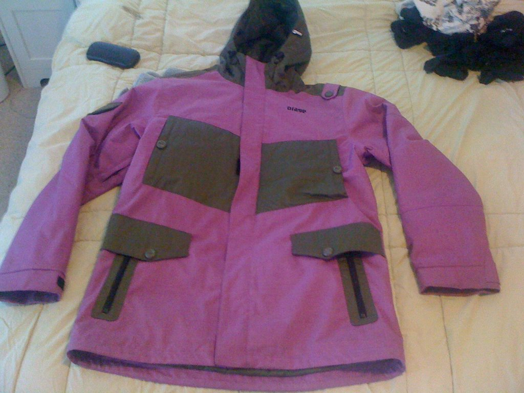 Orage jacket 1